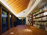 神戸・蔵書の家 2014.4